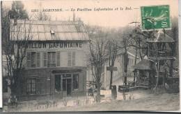 Cpa 92 Robinson Pavillon Lafontaine & Le Bal - Francia