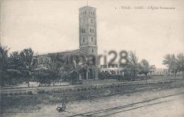 LOME - N° 1 - L´EGLISE PROTESTANTE - Togo