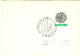 POLAND POLSKA CKRAKOW ETAP XI    (F160054) - Giochi Olimpici