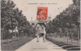 VAUXDETRE . CHATEAU DE  M. MUMM - Altri Comuni