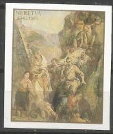 Yugoslavia,35 Years Of Battle On Neretva 1978.,imperforated,MNH - 1945-1992 Socialist Federal Republic Of Yugoslavia