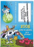Calendrier De Poche 2008 - Calendriers