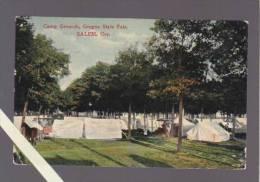 Etats Unis Amerique - Salem, Camp Grounds Orzegon State Fair - Salem