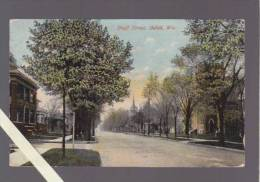 Etats Unis Amerique - Beloit, Bluff Street - Etats-Unis
