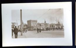 Photographie Turquie Pont De Galata Circa 1920 FEV16  23 - Luoghi