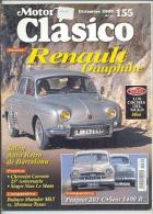 17-175. Revista Motor Clásico Nº 155 - Coches