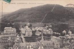 Cp , 63 , LA BOURBOULE , Vue Générale , Funiculaire - La Bourboule