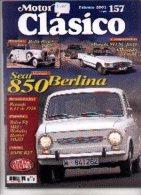 17-177. Revista Motor Clásico Nº 157 - Coches