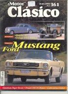 17-181. Revista Motor Clásico Nº 161 - Coches