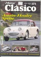 17-189. Revista Motor Clásico Nº 171 - Coches