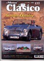 17-193. Revista Motor Clásico Nº 177 - Coches