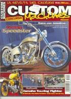 17-206. Revista Custom Machines Nº 14 - Motos