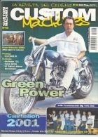 17-207. Revista Custom Machines Nº 40 - Motos