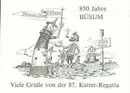 R 850 Jahre Büsum Viele Grüsse Von Der 87. Kutter-Regatta - [7] Federal Republic