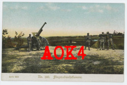 Gloria Viktoria Album Serie 25/4 160 Fliegerabwehrkanone Flak Entfernungsmesser - Weltkrieg 1914-18