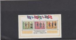 Isole Faroer 1983 - Yt BF/1** Inauguration De La Maison Nordique De Torshavn - Féroé (Iles)