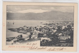 Beyrouth-vu Du College Americain  -veduta  -1903 - Liban