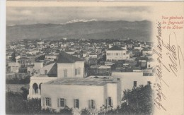 Beyrouth-vue Generale De Beyrouth Et Du Liban   -veduta  -1902 - Liban