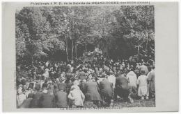 GRAND-COMBE-DES-BOIS - PELERINAGE A N.D.DE LA SALETTE - Frankreich