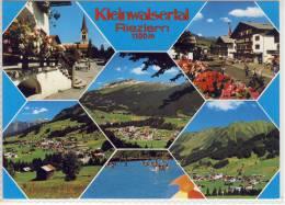 RIEZLERN, Kleinwalsertal - Mehrbildkarte - Österreich