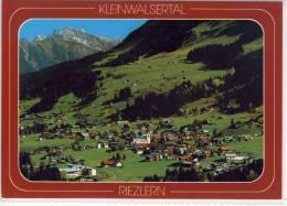 RIEZLERN, Kleinwalsertal -  Panorama Mit Oberwestegg U. Nebelhorn - Österreich
