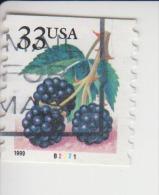 Verenigde Staten(United States) Rolzegel Met Plaatnummer Michel-nr 3113 I BL Plaat  B2221 - Roulettes (Numéros De Planches)