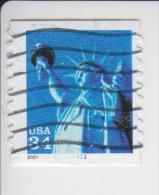 Verenigde Staten(United States) Rolzegel Met Plaatnummer Michel-nr 3399 Plaat  1111 - Coils (Plate Numbers)