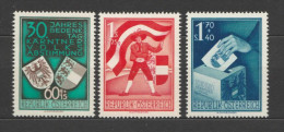 Österreich / Austria, 1950, Kärntner Volksabstimmung, Postfrisch Ohne Falz ** - 1945-60 Nuevos & Fijasellos