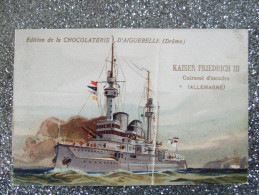 AIGUEBELLE / KAISER FRIEDRICH III / ALLEMAGNE - Aiguebelle
