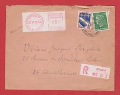 Env Rec De Paris  --  Pour Chatellerault - 1921-1960: Modern Tijdperk