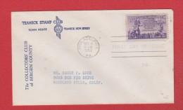 Env De Philadelphie - Pour Woodland Hills--  4 Oct 1952 -- - Event Covers