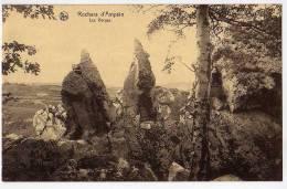 Cpa _  Ampsin _  Rochers D´Ampsin _  Les Gorges   BE - Amay