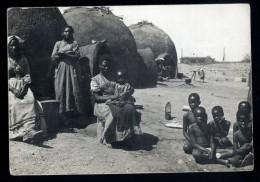 Rare Cpa Carte Photo De 1922 Timbre Du Protectorat Du Bechuanaland .. Béchouanaland FEV16 24 - Cartes Postales