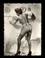 Half Naked Women / Stockings / Photo Cca 6.5x9 Cm - Nus Adultes (< 1960)
