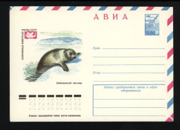 USSR 1978 Postal Cover Fauna Baikal Seal  (144) - Autres