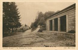 Dép 25 - Fontaines - Saone - La Fontaine Du Carcan - Bon état Général - France