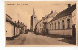 Noorderwijk - Zicht Op De Kerk (zie Opmerking Gebruikt) - Herentals