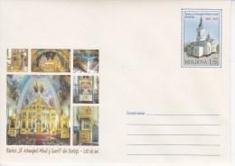 2015 , Moldova  Moldavie  Moldawien ,  Durlesti , Church ,  Pre-paid Envelope - Moldova