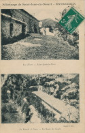ENTREVAUX - Pèlerinage De SAINT JEAN DU DESERT - Lou Désert - La Ronde Des Genêts - Andere Gemeenten