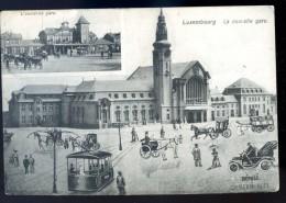 Cpa Du Luxembourg La Nouvelle Gare  FEV16 24 - Luxembourg - Ville