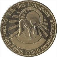 S10B126 - 2010 LE PARC DES FELINS 2 - L'Ile Des Lémuriens / ARTHUS BERTRAND - Arthus Bertrand