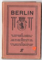 39284-ZE-ALLEMAGNE-BERLIN-Carnet Album De 16 Vues Vertes - Ohne Zuordnung