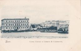 BARI/ Corso Cavour E Camera Di Commercio/ Réf:C4301 - Bari
