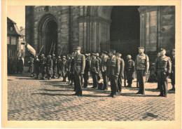 SPIRE ... SPEYER .... 8 AVRIL 1945 PRISE D ARMES ... DE GAULLE - Guerre 1939-45