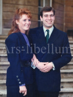 REAL Photo ROYALTY United Kingdom British Dominions / Prince Andrew, Duke Of York / Sarah Ferguson - Koninklijke Families