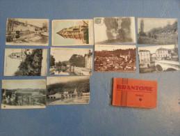 CP Carte Postale LOT 10 Cartes + 1 Carnet De 9 Cartes (F27) - Cartes Postales