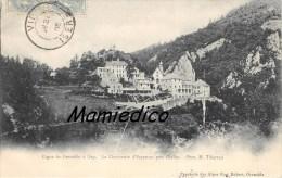 38 Isère Ligne De Grenoble à Gap - La Chartreuse D'ESPARRON Près CELLES A Voyagé En 1905 - France