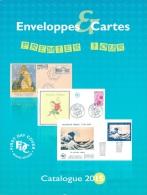 Catalogue De Cotation Des Enveloppes Et Cartes 1er Jour FARCIGNY 2015 - Frankrijk
