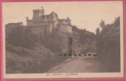 26 - AULAN--Le Chateau---cpsm Pf - Altri Comuni