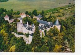 PARISOT-CAYLUS (82-Tarn Et Garonne) Le Château De Cornusson, Ed. Cim 1982 - Caylus